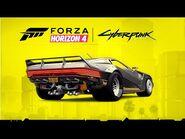 Forza Horizon 4 - Cyberpunk 2077 - 2058 Quadra Turbo-R V-TECH