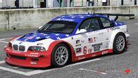 FM4 BMW 6 M3-GTR