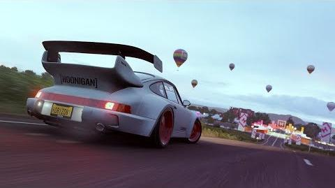 Forza Horizon 4 - Seasons Change Everything Summer