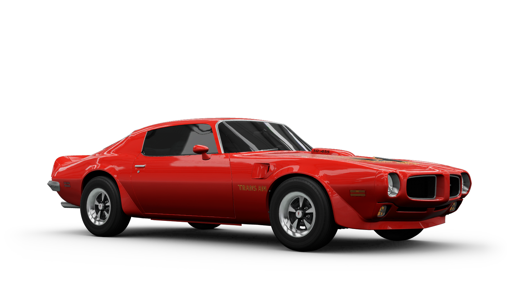 Pontiac Firebird Trans Am SD-455