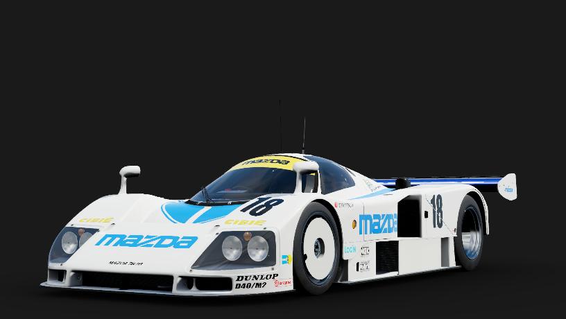 Mazda 787B