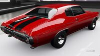 FH4 Chevy Chevelle 70 Rear