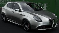 FM7 Alfa Giulietta Front