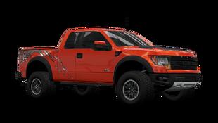Ford F-150 SVT Raptor in Forza Horizon 4