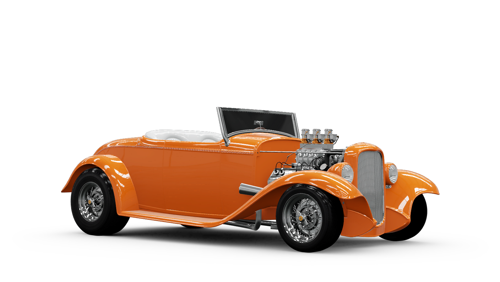 "Ford Roadster ""Hula Girl"""