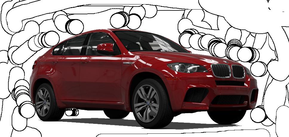 BMW X6 M (2010)