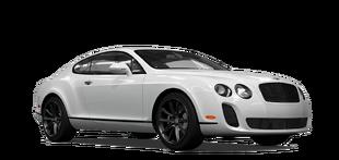 Bentley Continental Supersports in Forza Motorsport 4