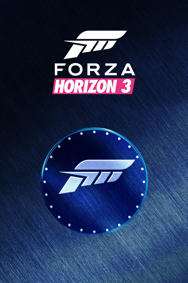 Forza Horizon 3/Tokens