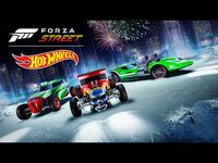 Forza Street limited time Hot Wheels Event