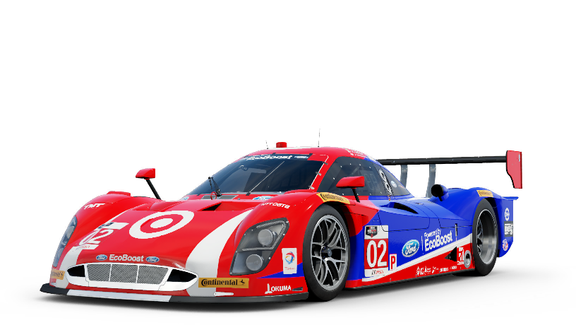 Ford 02 Chip Ganassi Racing Riley Mk XXVI Daytona Prototype