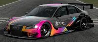 FM3 Audi A4 Zune