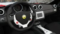 FH3 Ferrari Cali Interior