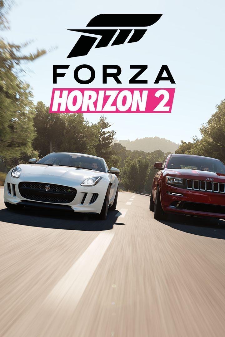 Forza Horizon 2/Mobil 1 Car Pack