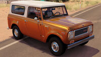 FH3 International Scout