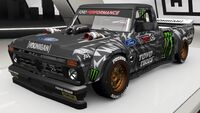 FH4 Hoonigan Ford F-150 Front