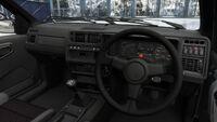 FH3 Ford Sierra Interior
