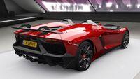 FH4 Lambo Aventador J Rear