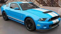 FH3 Ford Mustang 13 Front