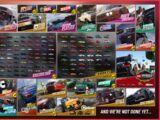 Forza Horizon 4/Update History
