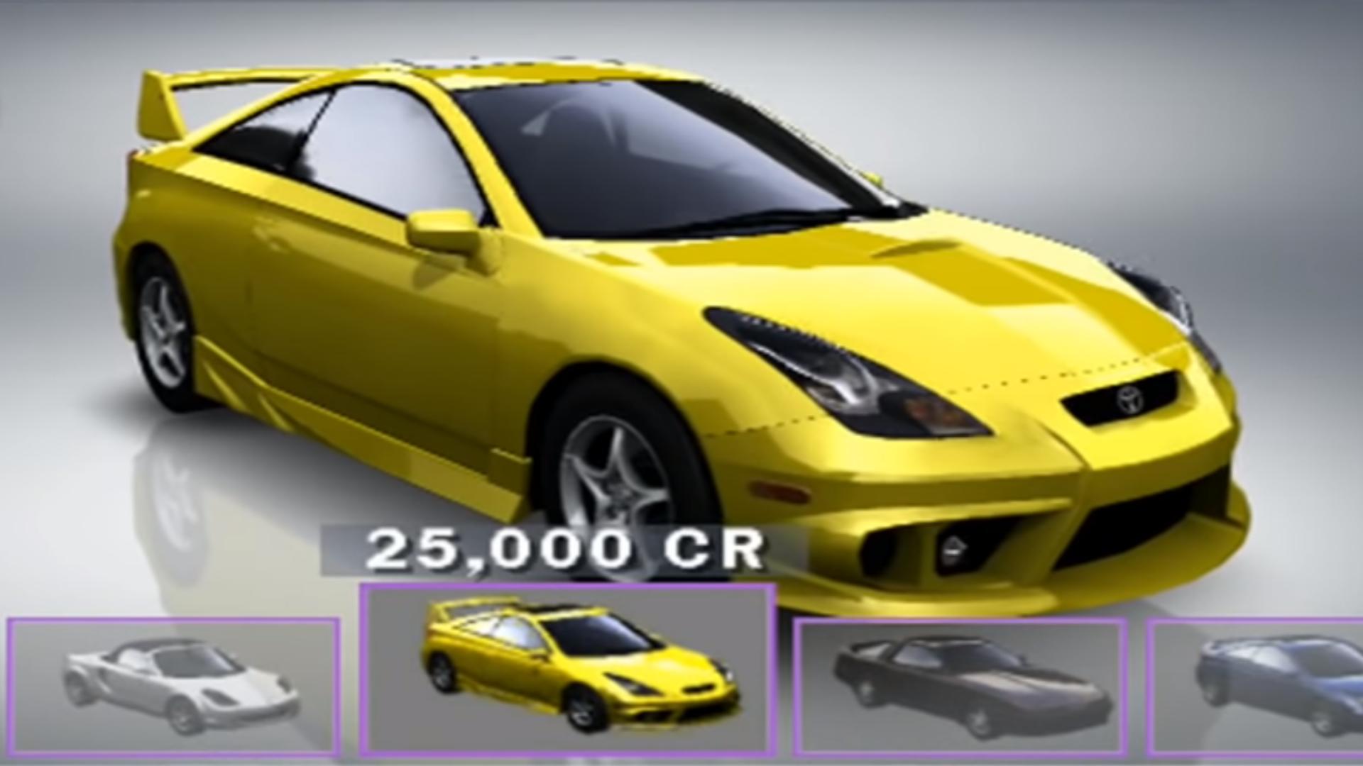 Toyota Celica 1800 VVT-i