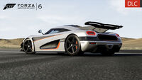 FM6 Koenigsegg One-1 Official
