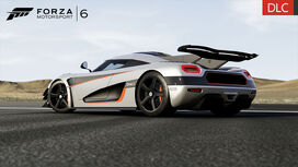 FM6 Koenigsegg One-1 Official