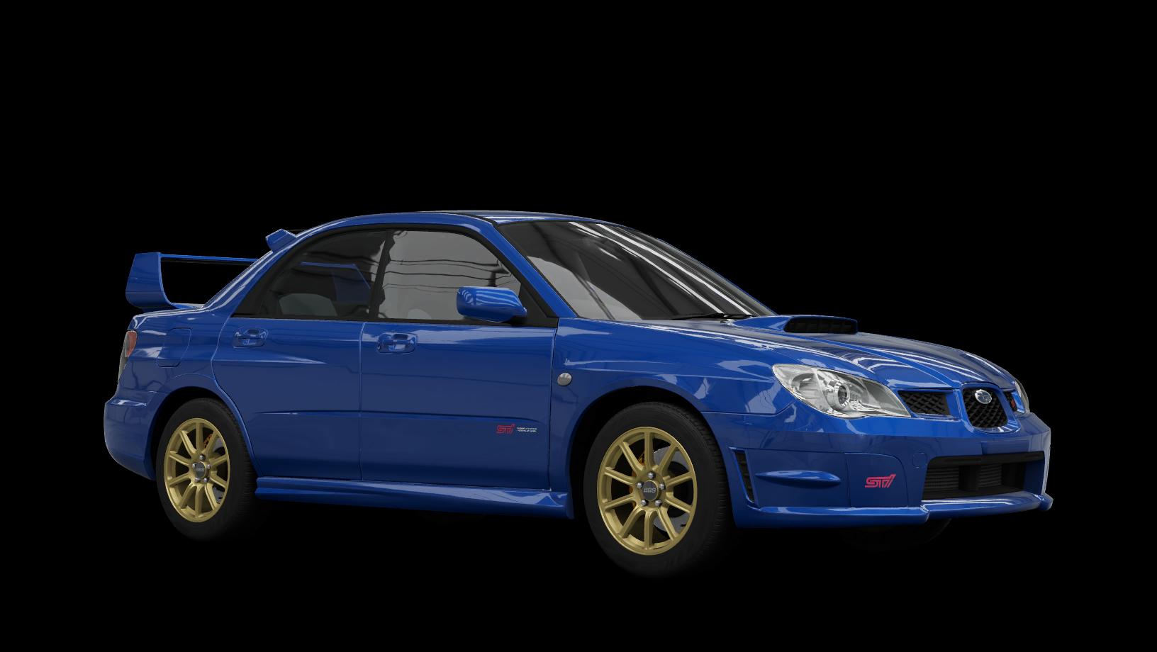 Subaru Impreza WRX STi (2005)
