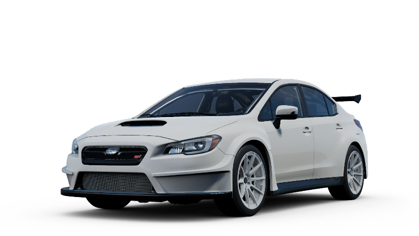 Subaru WRX STI Fast & Furious Edition