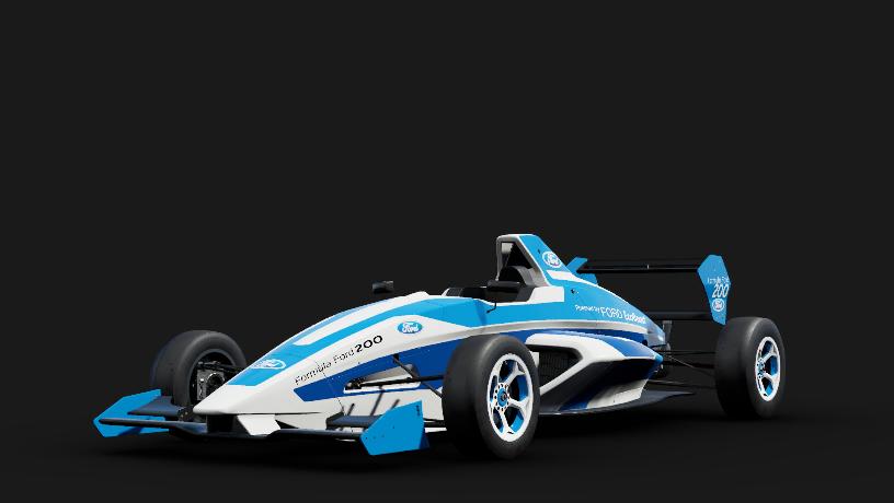 Ford Formula Ecoboost 200