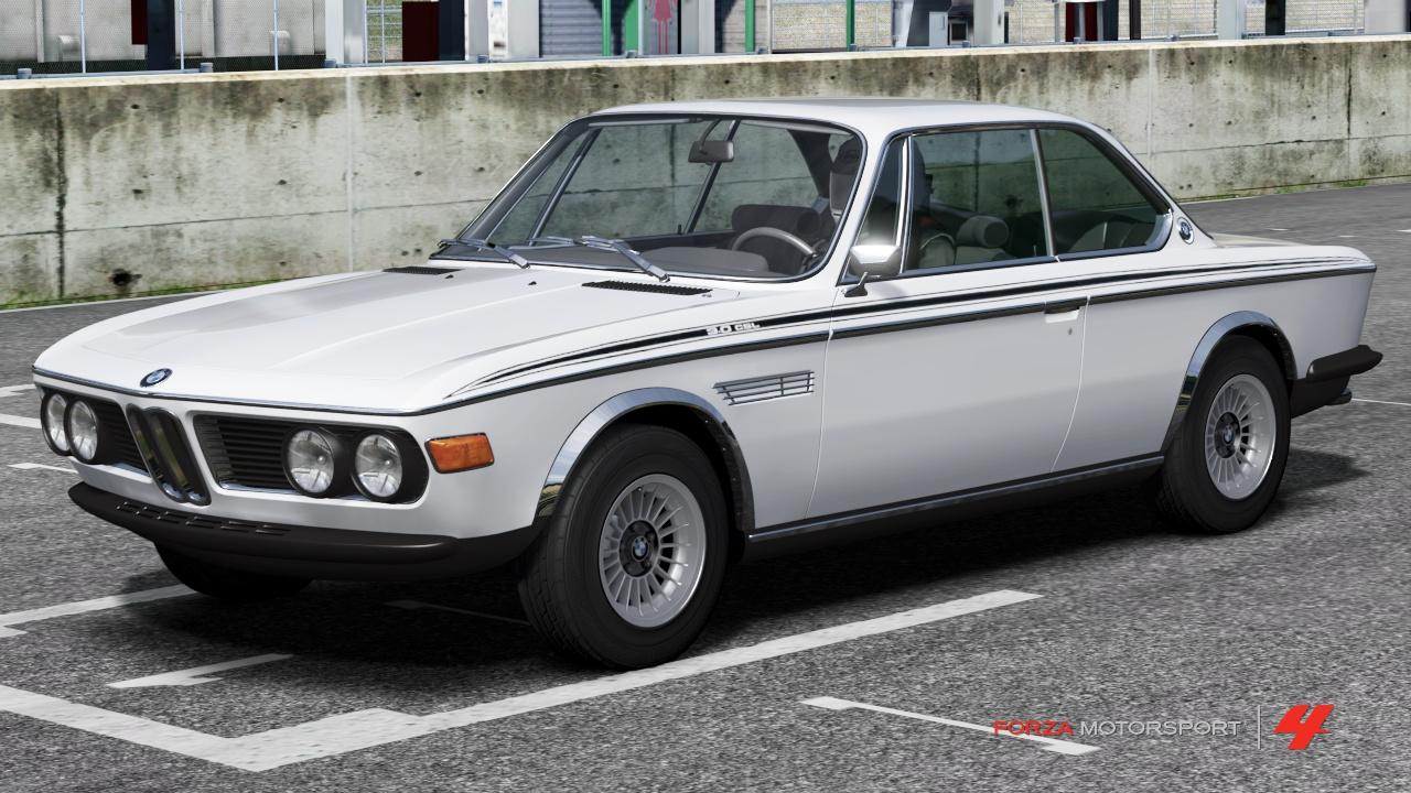 BMW 3.0 CSL (1971)