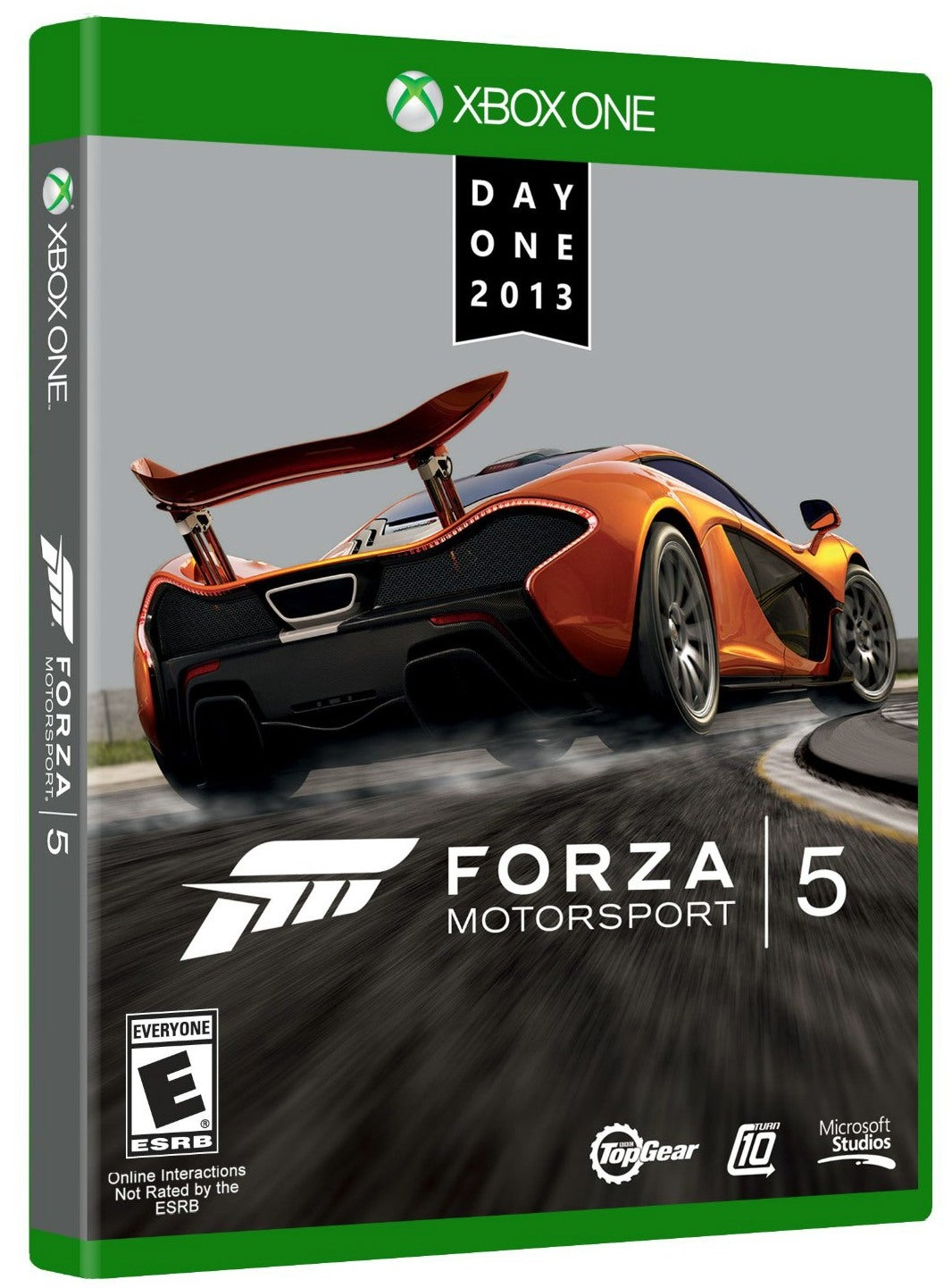 Forza Motorsport 5/Day One Edition
