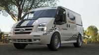FH4 Ford Transit Supersportvan front