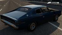 FM7 Dodge Charger 72 Rear