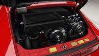 FH4 Porsche 911 82 Engine