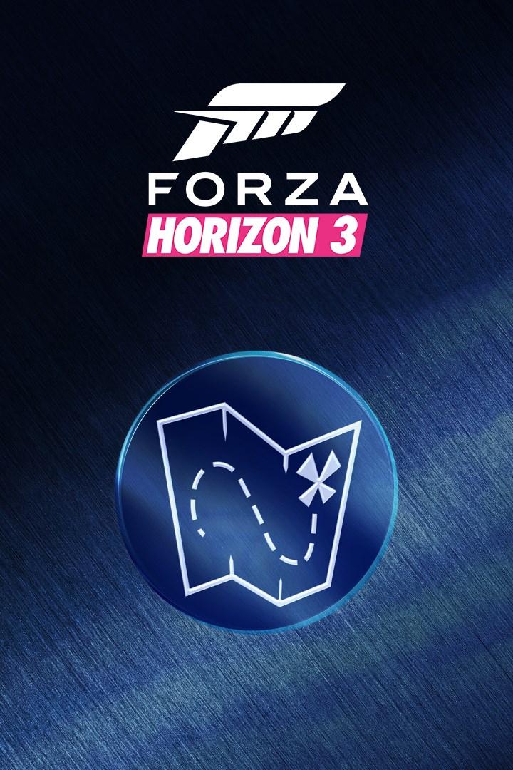 Forza Horizon 3/Treasure Map