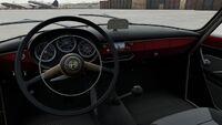 FM7 Alfa Giulietta Dashboard