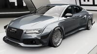 FH4 Audi RS 7 Upgrade Front