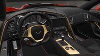 FH4 Chevy Corvette 19 Interior