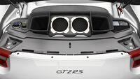 FH4 Porsche 911 18 Engine