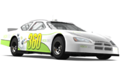 Xbox 360 Dodge Charger stock car FM3