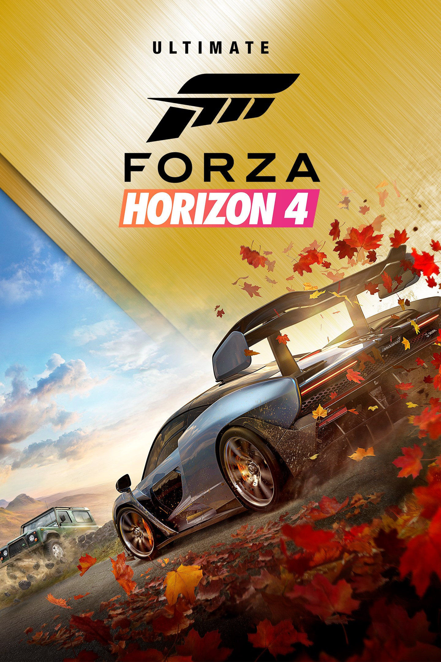 Forza Horizon 4/Ultimate Add-Ons Bundle