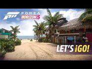 Forza Horizon 5- Let's ¡Go!