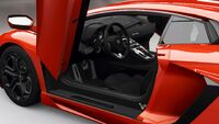 FH4 Lambo Aventador 12 Interior