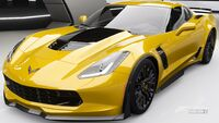 FH4 Corvette 15 Front