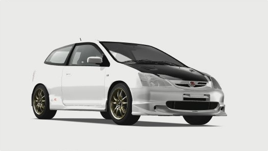 Honda Mugen Civic Type-R