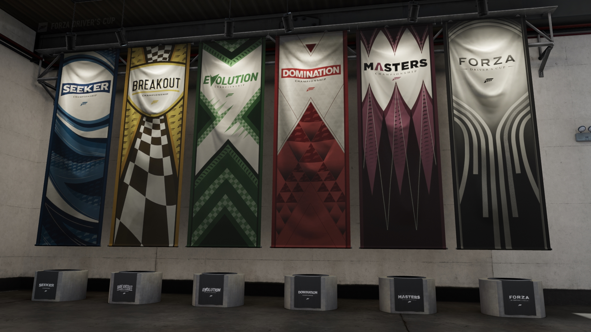 Forza Driver's Cup