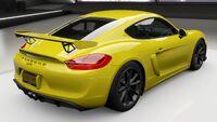 FH4 Porsche Cayman 16 Rear