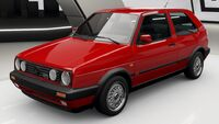 FH4 VW Golf 92 Front