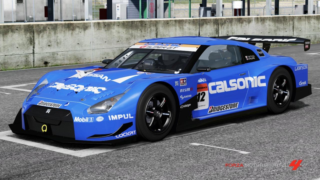 Nissan GT-R (GT500)