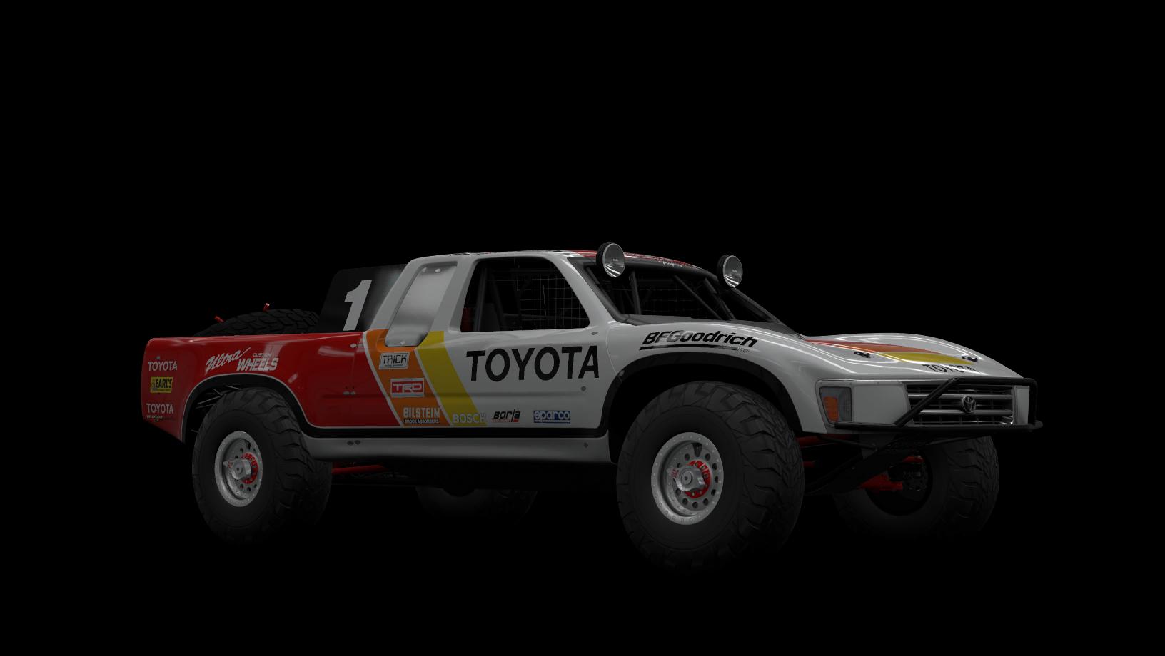 Toyota 1 T100 Baja Truck